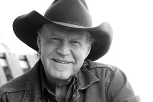 Billy Joe Shaver portrait
