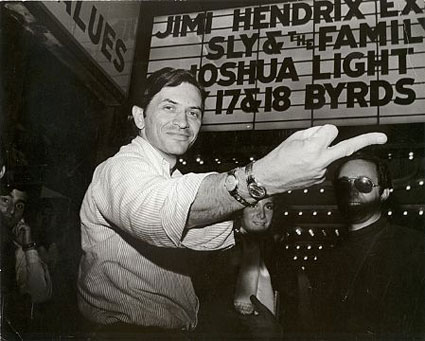 bill graham in new york
