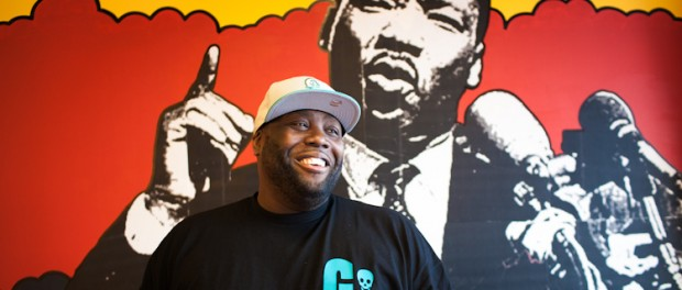 killer mike reap at the barber shop