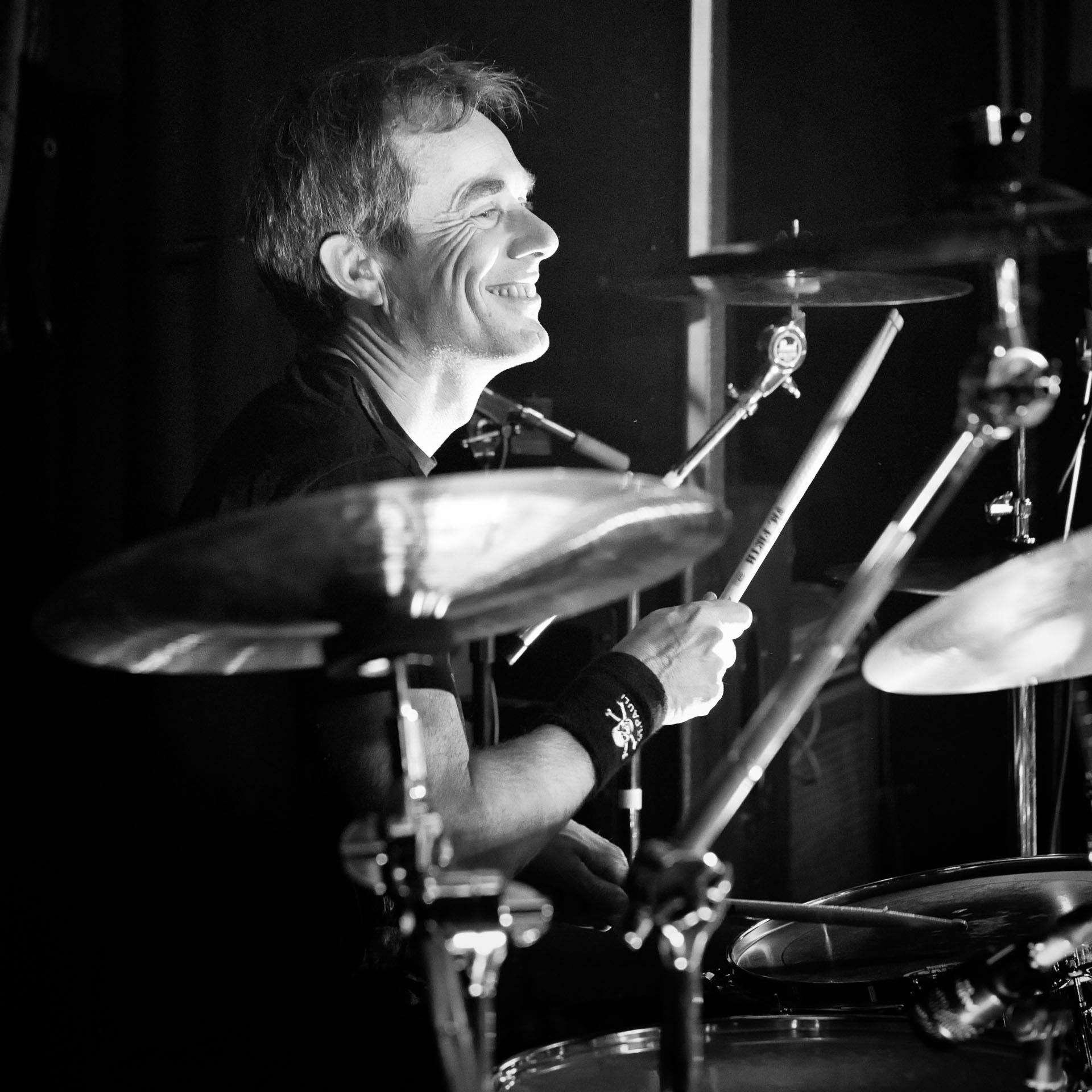 Ron Coolen drummer