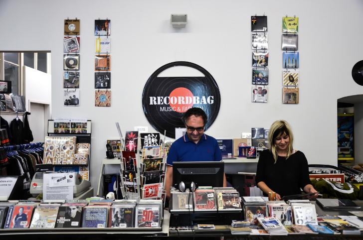 record bad shop wien