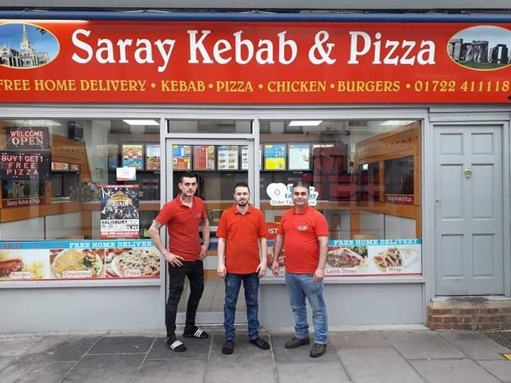 saray kebab pizza pizzeria wien