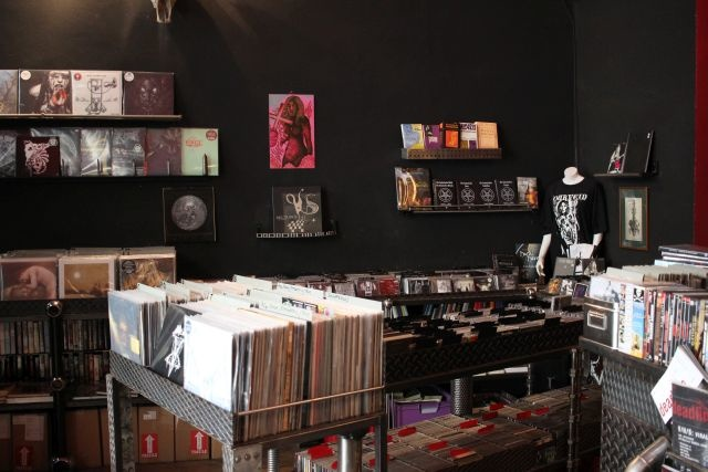 totem records shop wien