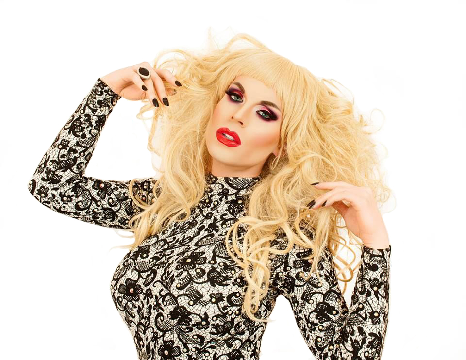 Katya Zamolodchikova by Sean M. Johnson