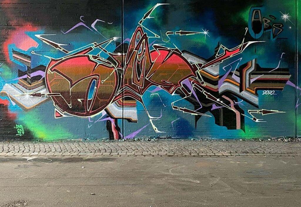 N.O.Madski wall