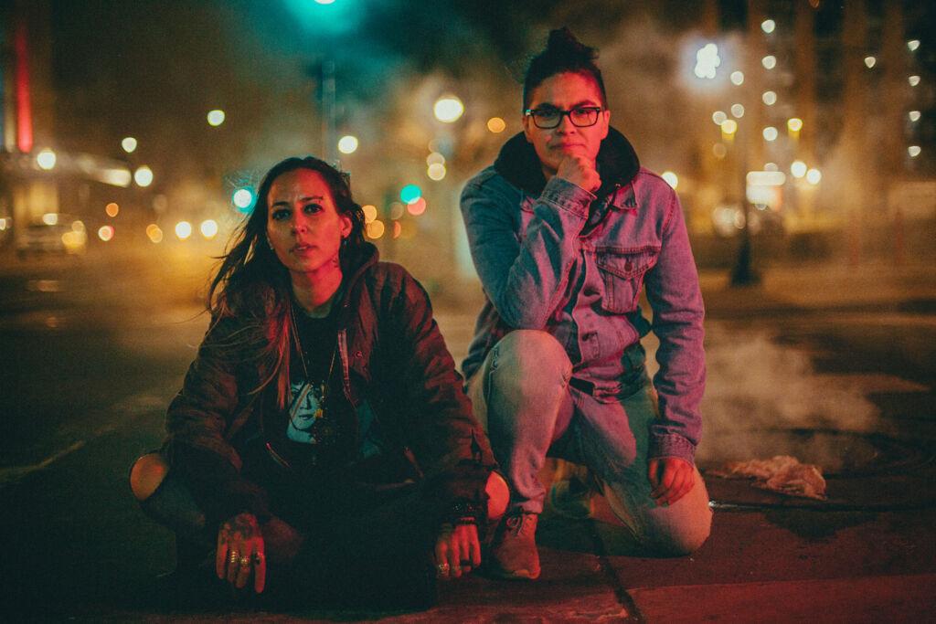 Tarah G. Carpenter and Coralie Herve PC Maria Quintana